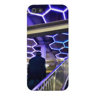 Die Bleecker Straßen-U-Bahnstation Etui Fürs iPhone 5