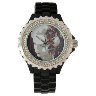die blonde Geisha Uhr