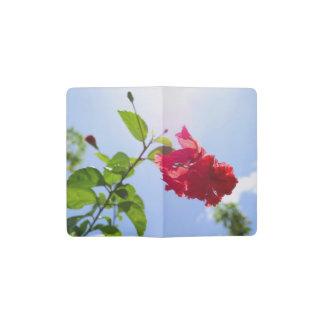 Die Blume im Garten, den ich finde Moleskine Taschennotizbuch