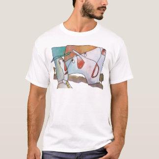 Die Bohrung T-Shirt