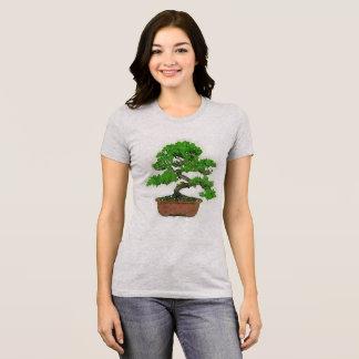 Die Bonsais-Baum-T - Shirt der Frauen japanischer