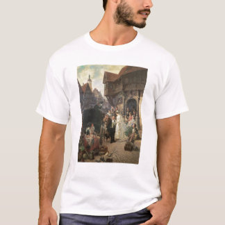 Die Braut, 19. Jahrhundert T-Shirt