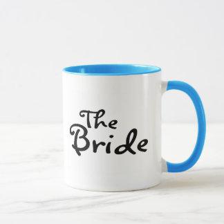 Die Braut (Schwarzes) Tasse