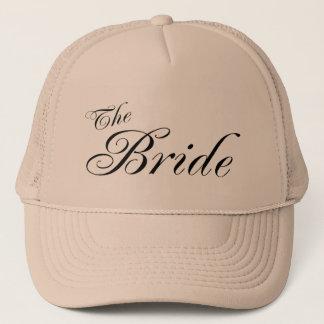 Die Braut (Schwarzes) Truckerkappe