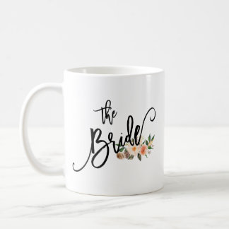 Die Braut-Tasse Kaffeetasse