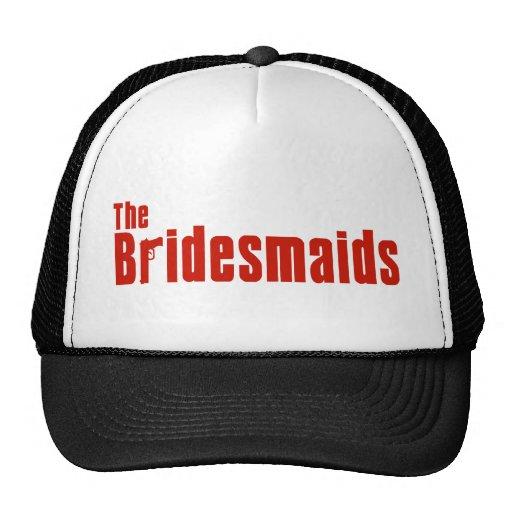 Die Brautjungfern (rote Mafia) Kultkappe