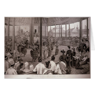 Die Briten in Burmah Karte