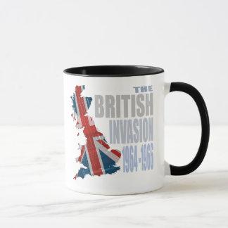 Die britische Invasion 1964-1966 Tasse