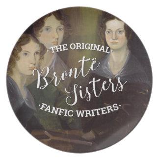 Die Bronte Schwestern - die ursprünglichen Fanfic Teller