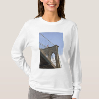 Die Brooklyn-Brücke in New York City, neu T-Shirt
