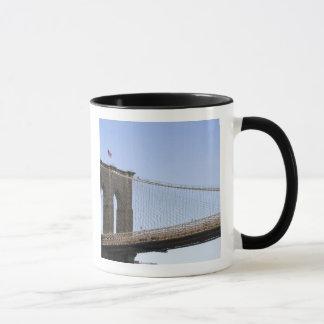 Die Brooklyn-Brücke in New York City, neue 2 Tasse