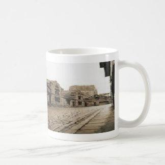 Die Brown-Straße Kaffeetasse