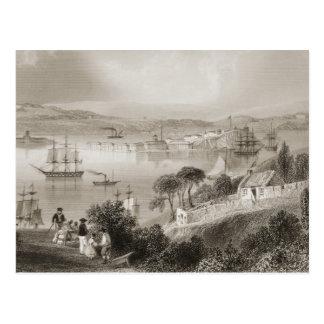 Die Bucht des Korkens, Landkreis-Korken, Irland Postkarte