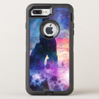 Die Bucht des Träumers OtterBox Defender iPhone 8 Plus/7 Plus Hülle