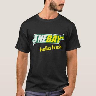 Die Bucht-Weise T-Shirt