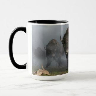 Die Büffel-Avantgarde Tasse