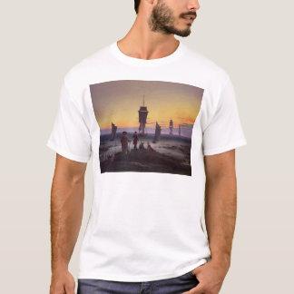 Die Bühnen des Lebens, c.1835 T-Shirt