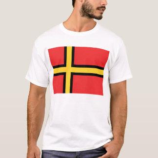 Die Bundesrepublik- Deutschlandflagge (Antrag T-Shirt