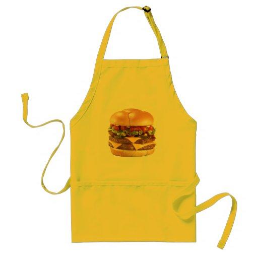 Die Burger GRILLEN-Schürze