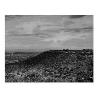 Die Buttes des großen Frühlinges Postkarte