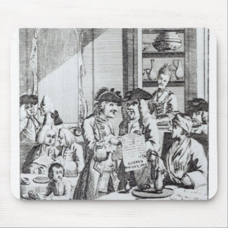 Die Café-Politiker Mauspad