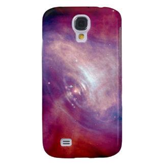 Die Chandra Krabbe RÖNTGENSTRAHL Nebelfleck NASA Galaxy S4 Hülle