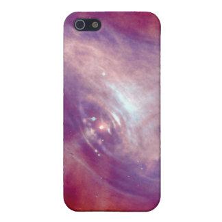 Die Chandra Krabben-Röntgenstrahl-Nebelfleck NASA iPhone 5 Cover