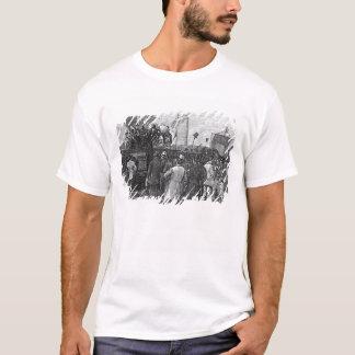 Die chartist-Demonstration auf Kennington T-Shirt