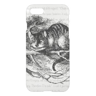 +[die Cheshire-Katze]+ iPhone 8/7 Hülle