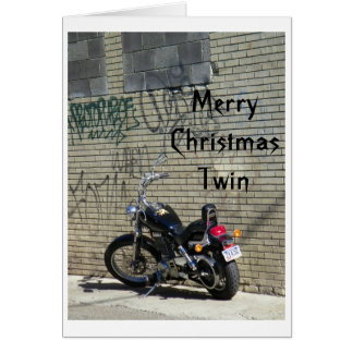 """DIE CHRISTMAS/EVERYDAY DES ZWILLINGS """"GENIESSEN KARTE"""