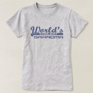 Die coolste Großmutter der Welt T-Shirt