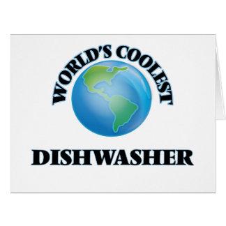 Die coolste Spülmaschine der Welt Karte