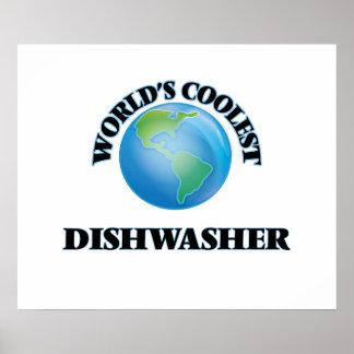 Die coolste Spülmaschine der Welt Poster