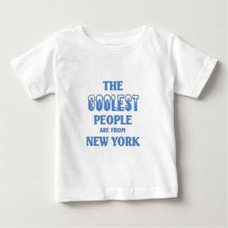 Die coolsten Leute sind von New York Hemd