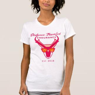 Die Crew-Hals-T-Stück DEE-SOMMERVIBES Frauen T-Shirt