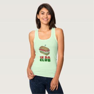 Die DA-Verein-Türkei-Club Sandwich im lustigen Tank Top
