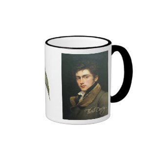 Die Darcy Bruder-Tasse Ringer Tasse