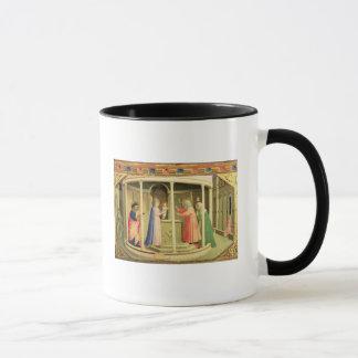 Die Darstellung im Tempel Tasse