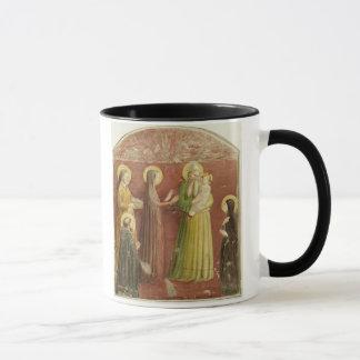 Die Darstellung im Tempel, von einer Reihe von p Tasse