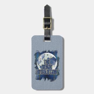 Die Denim-Revolution Kofferanhänger