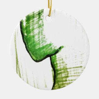 Die Denker-Einsamkeit Keramik Ornament