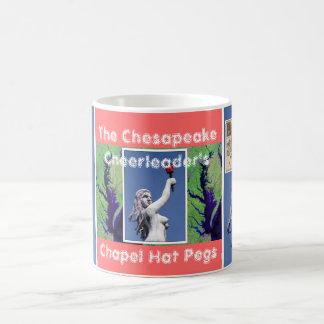 Die Der Chesapeake-die Kapellen-Hut-Klammern Kaffeetasse