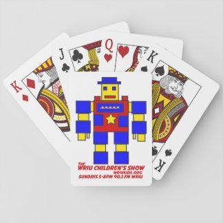 Die Der WRIU die Show-Spielkarten Kinder Spielkarten