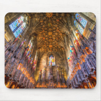 Die Distel-Kapellen-St- Gileskathedrale Edinburgh Mousepad