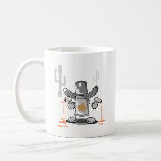 Die Dose (Cowboy) Kaffeetasse