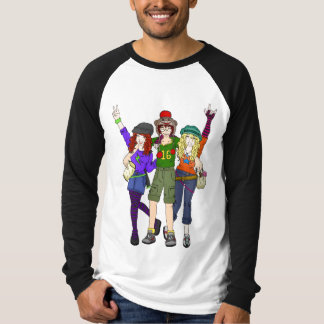 Die drei Freunde T-Shirt