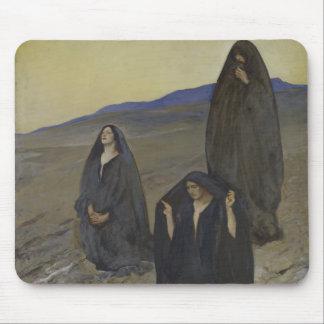 Die drei Marys Mousepad