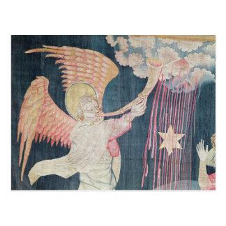 Die dritte Trompete und der Wermut-Stern Postkarte