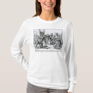 Die Durchführung des Herzogs von Monmouth T-Shirt