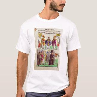 Die Durchführung von Jan Hus T-Shirt